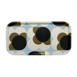 TRAY BIG SPOT SHADOW FLOWER ORLA KIELY