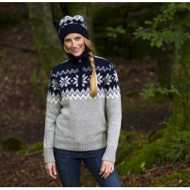 MYKING PULL FEMININ DALE OF NORWAY