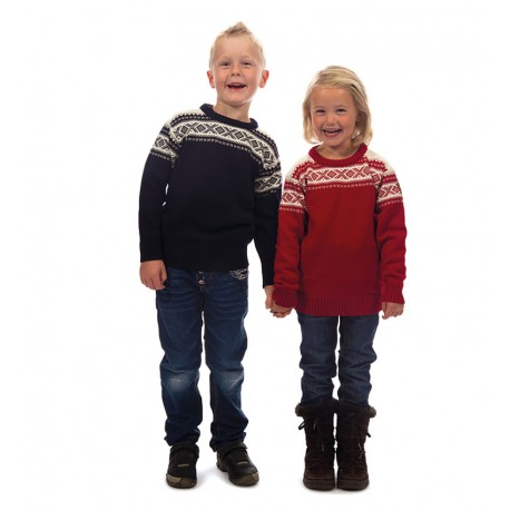 CORTINA PULL ENFANT UNISEXE DALE OF NORWAY