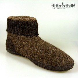 "HOUSE SLIPPER ""TABAC"""