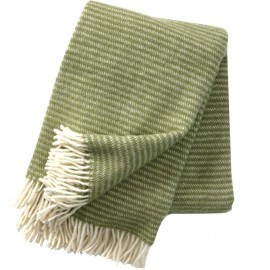 RALPH LINOLIUM WOOL THROW KLIPPAN YLLEFABRIK