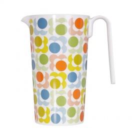 MELAMINE PITCHER MULTI SHADOW ORLA KIELY