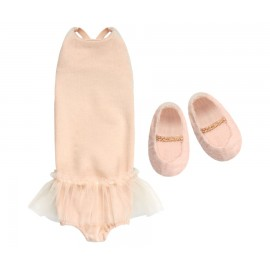 BALLERINE SET 2 PIECES FOR MEDIUM BUNNY MAILEG