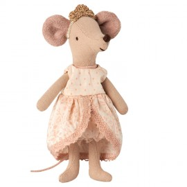 ROSE PRINCESS SET FOR MICRO-RABBITS AND MICE MAILEG