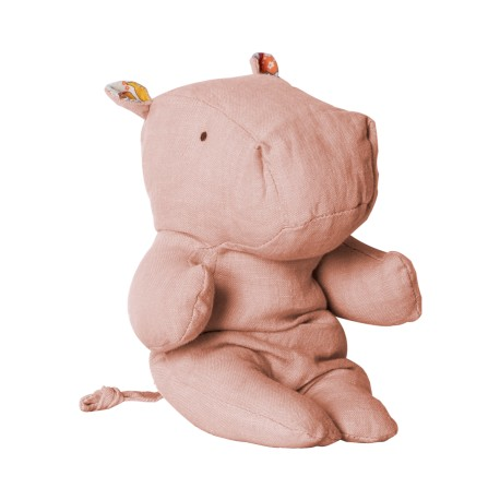 LITTLE HIPPO ROSE SAFARI FRIEND MAILEG