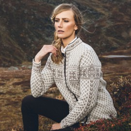 SUNNIVA FEMININE JACKET DALE OF NORWAY