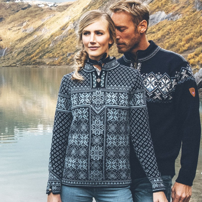 Dale of Norway Couleur Pull Peace