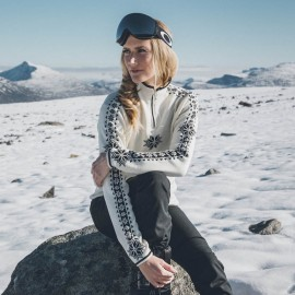 GEILO PULL FEMME DALE OF NORWAY
