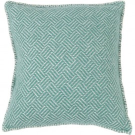 CUSHION SAMBA MINT LAMBS WOOL KLIPPAN YLLEFABRIK