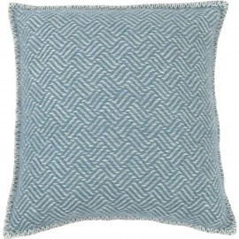 CUSHION COVER SAMBA LEAD GREY LAMBS WOOL KLIPPAN YLLEFABRIK