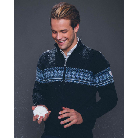 HOVDEN CARDIGAN MASCULIN DALE OF NORWAY