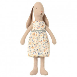 MINI SIZE 2 BUNNY FLOWER DRESS MAILEG