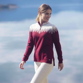 SNEFRID FEMININE SWEATER DALE OF NORWAY