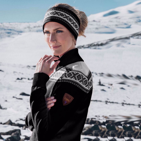 CORTINA MERINO FEMININE JACKET DALE OF NORWAY