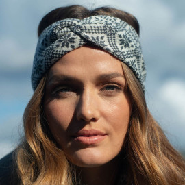 CHRISTIANIA HEAD BAND FEMME DALE OF NORWAY