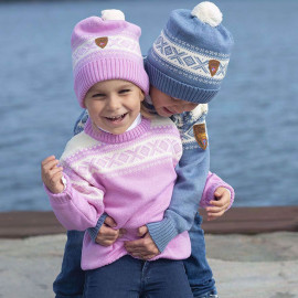 CORTINA KID UNISEX SWEATER DALE OF NORWAY