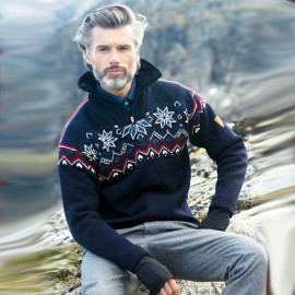 FONGEN PULL HOMME WEATHER PROOF DALE OF NORWAY
