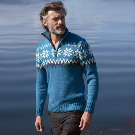 MYKING MASCULINE SWEATER DALE OF NORWAY