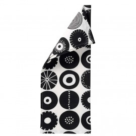 KITCHEN TOWELS CANDY BLACK KLIPPAN BENGT AND LOTTA