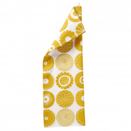 KITCHEN TOWELS CANDY YELLOW KLIPPAN BENGT AND LOTTA