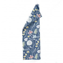 KITCHEN TOWELS FLOWER MEADOW BLUE KLIPPAN BENGT AND LOTTA