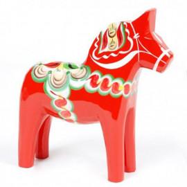 DALARNA RED HORSE 20 CM
