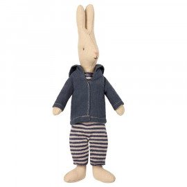MINI LIGHT RABBIT MARIN TAILLE 1 MAILEG