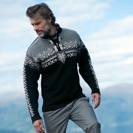 DISCOUNT -30% 140TH ANNIVERSARY MASCULINE SWEATER DALE OF NORWAY