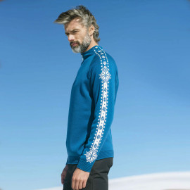 PROMO -30% GEILO PULL MASCULIN DALE OF NORWAY