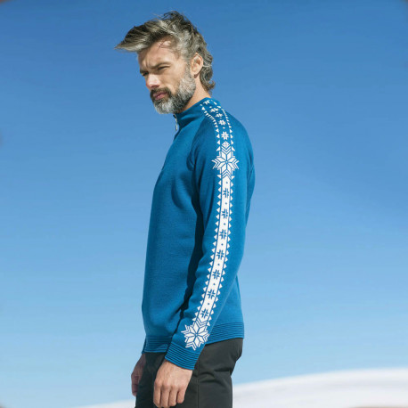 GEILO MASCULINE SWEATER DALE OF NORWAY