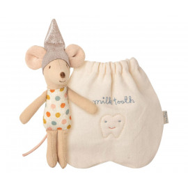 LIITTLE SISTER TOOTH FAIRY MOUSE MAILEG