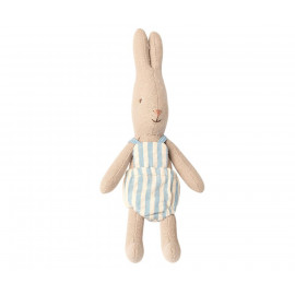 MICRO BUNNY with romper MAILEG