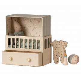 BABY ROOM WITH MICRO BUNNY MAILEG