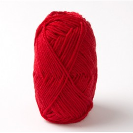 "PURE NEW WOOL ""RED"" DALE OF NORWAY"
