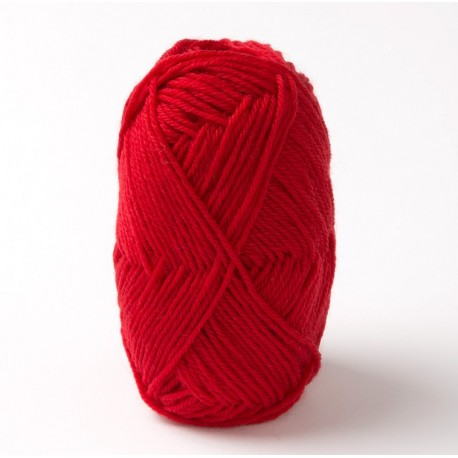 """PURE LAINE VIERGE """"ROUGE"""" DALE OF NORWAY"""
