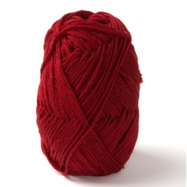 "PURE NEW WOOL ""BORDEAUX"" DALE OF NORWAY"