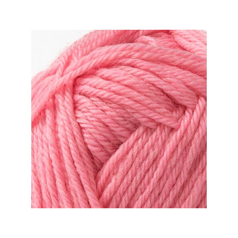 """Washable Rugs Denby Dale: PURE NEW WOOL """"PINK"""" DALE OF NORWAY"""