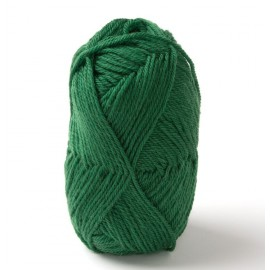 "PURE NEW WOOL ""FOREST-GREEN"" DALE OF NORWAY"