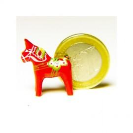 DALARNA RED HORSE 2 CM