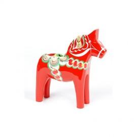 DALARNA RED HORSE 7 CM