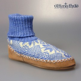 "MOUNTAIN-SLIPPERS CHILDREN ""SKY-BLUE"""