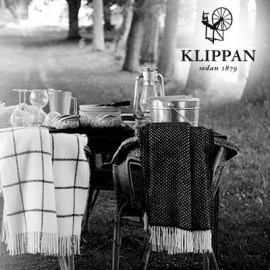 Klippan Yllefabrik plaids, throws, cushions