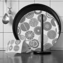 Klippan Yllefabrik plaids, cushions, trays and kitchen accessories