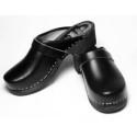 Sandales et sabots artisanaux suédois