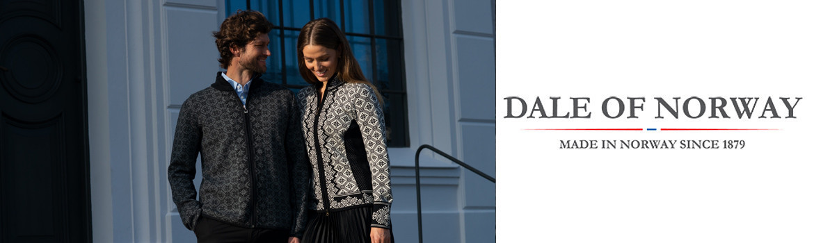 Dale of Norway hiver 2020-2021 Homme et Femme