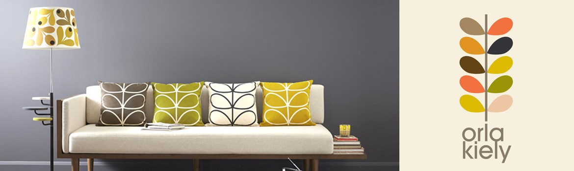 Orla Kiely home collection