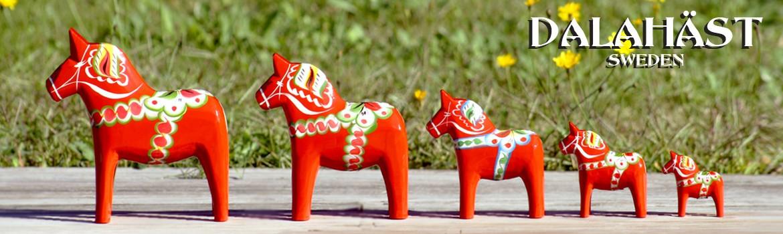 Dala sweden horses